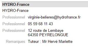Hydro france