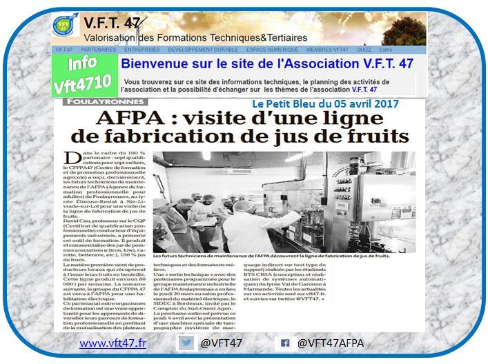Info vft4710