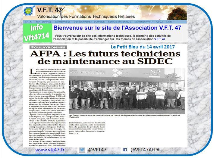 Info vft4714