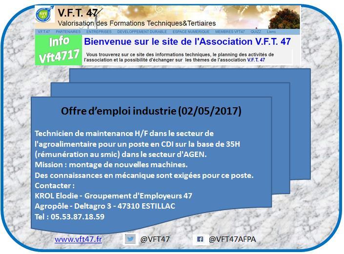 Info vft4717