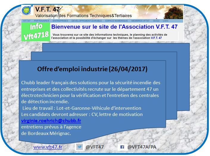 Info vft4718
