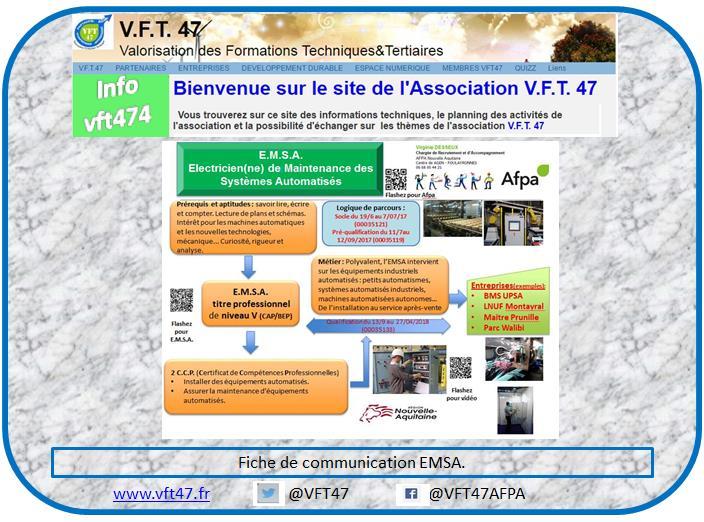 Info vft474