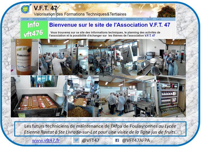 Info vft476