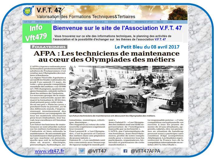 Info vft479