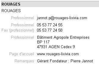Rouages 1