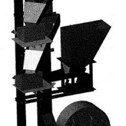 Vue d'ensemble colonne à air